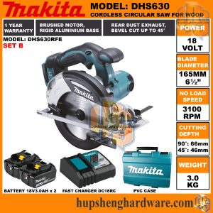 Makita DHS630RFEa