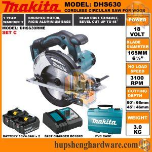 Makita DHS630RMEa