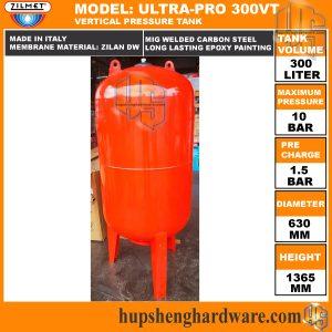 Zilmet Ultra Pro 300VT-1a