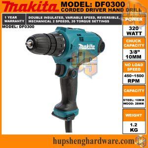 Makita DF0300-3aa