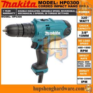 Makita HP0300-1aa