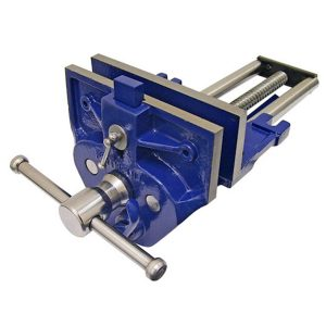 Irwin Record Quick Release Wood Working Vice-1
