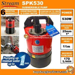 Stream SPK530 Submersible Pump-1a