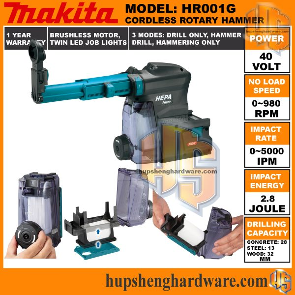 Makita HR001G-1aa
