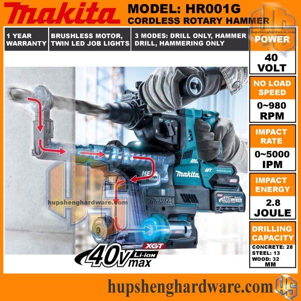 Makita HR001G-4aa