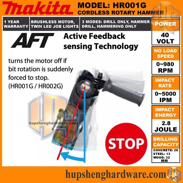 Makita HR001G-6aa