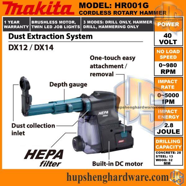 Makita HR001G-8aa