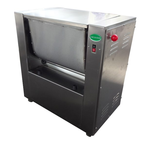The Baker Flour Mixer Stainless Steel HWH25-1