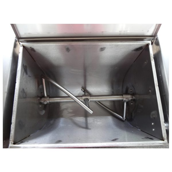 The Baker Flour Mixer Stainless Steel HWH25-3