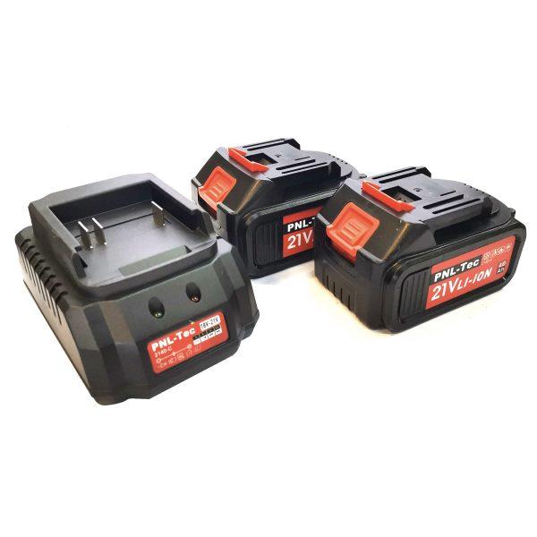 PNL-TEC 21V Battery & Charger