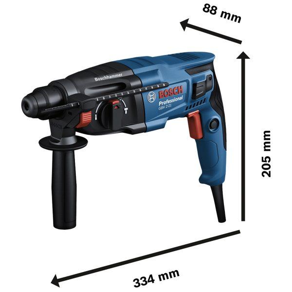 Bosch GBH220-6