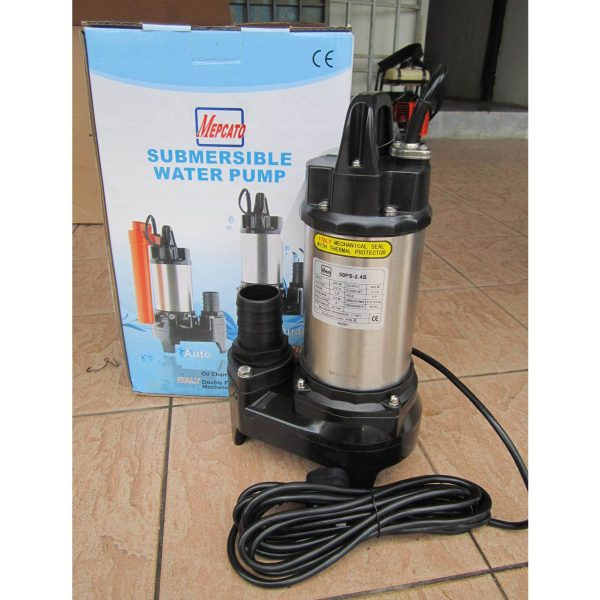 Mepcato Submersible Fish Pond Pump 50PS-2