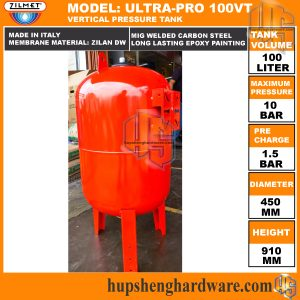 Zilmet Ultra Pro 100VT-2a