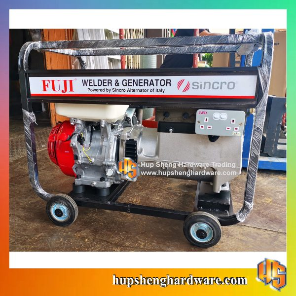Fuji Honda Welding Generator ED200MDC-1