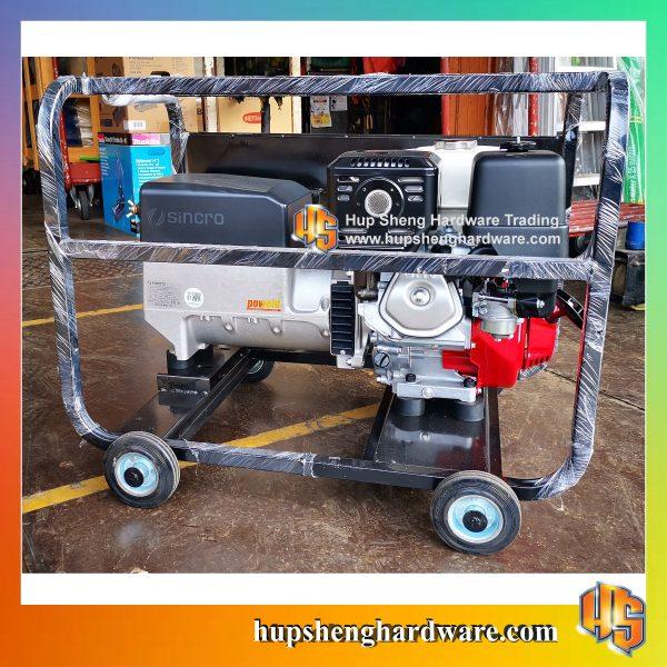 Fuji Honda Welding Generator ED200MDC-2