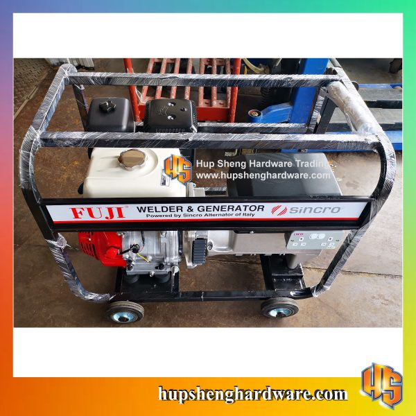 Fuji Honda Welding Generator ED200MDC-3