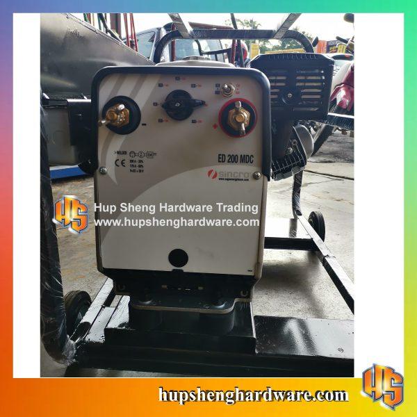 Fuji Honda Welding Generator ED200MDC-4