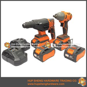NFK Cordless Power Tools Combo Kit-4