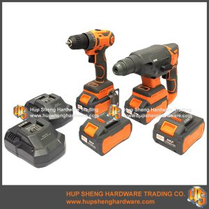 NFK Cordless Power Tools Combo Kit-6