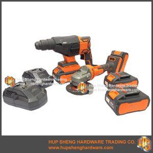 NFK Cordless Power Tools Combo Kit-7