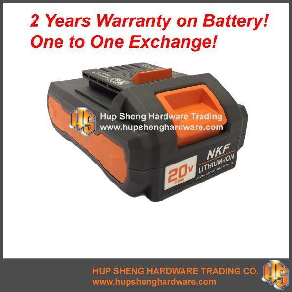 NKF 20V 2.0Ah Battery