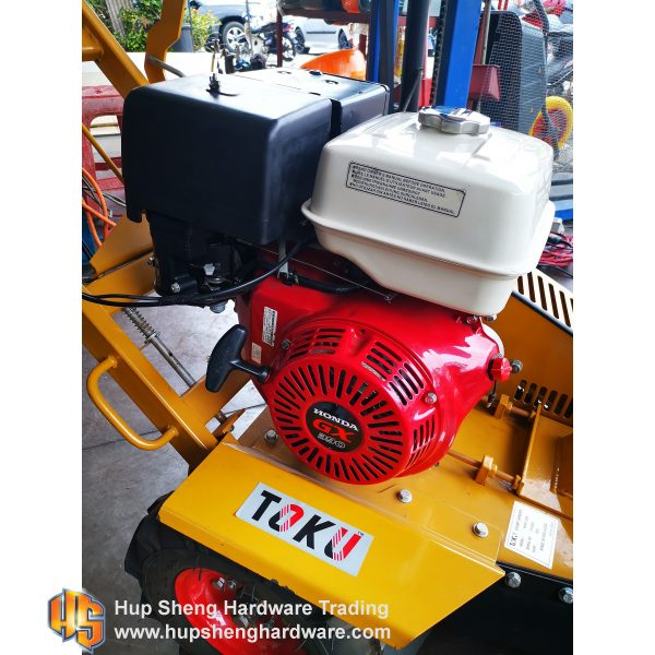 TOKU Stump Grinder TKSG12SD-6
