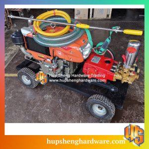 FUJI FJ120 Diesel Engine Sprayer Pump-1