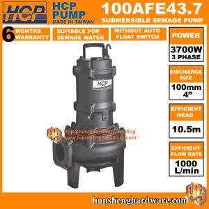 HCP 100AFE43.7 Submersible Sewage Pump-1a
