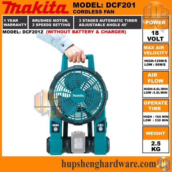 Makita DCF201-b