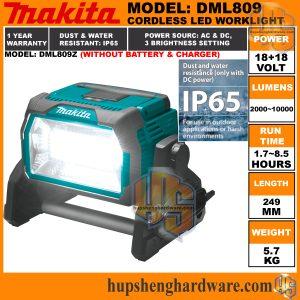Makita DML809Z-1a