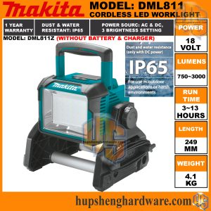 Makita DML811z-1a
