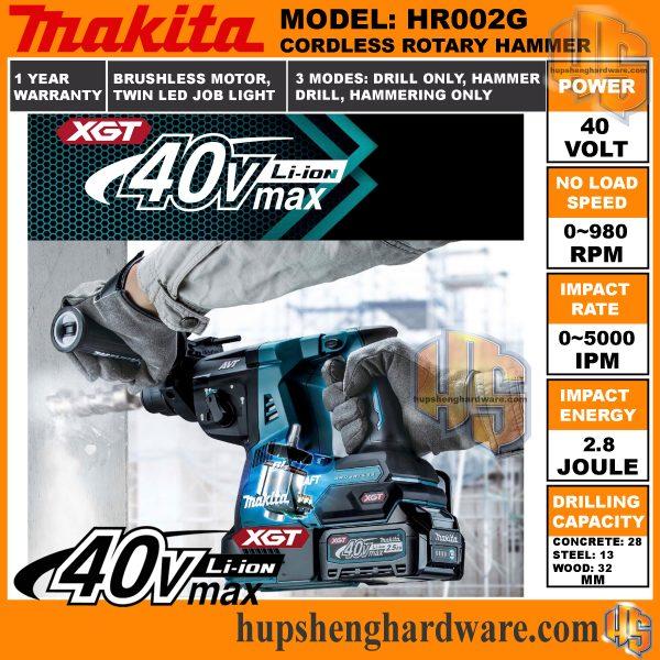 Makita HR002G-2aa