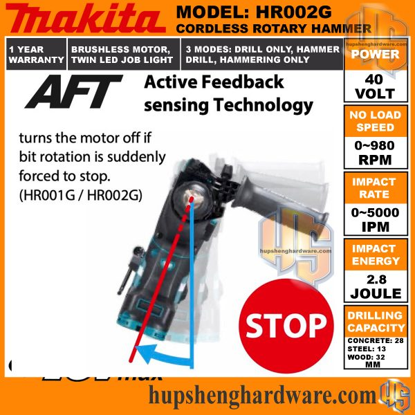 Makita HR002G-5aa