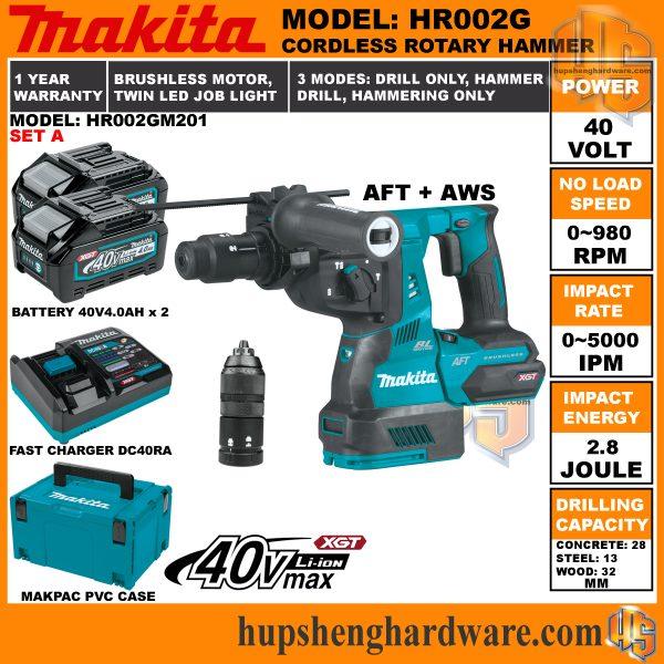 Makita HR002GM201-1aa