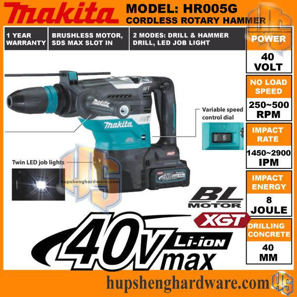 Makita HR005G-7aa