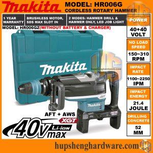 Makita HR006GZ-1aa