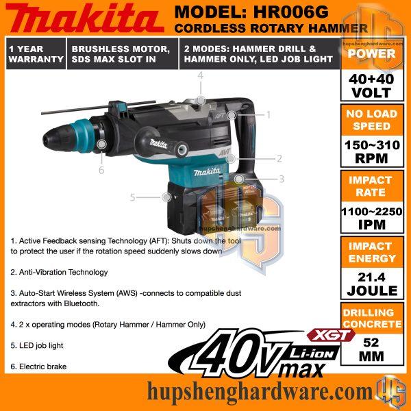 Makita HR006GZ-2aa