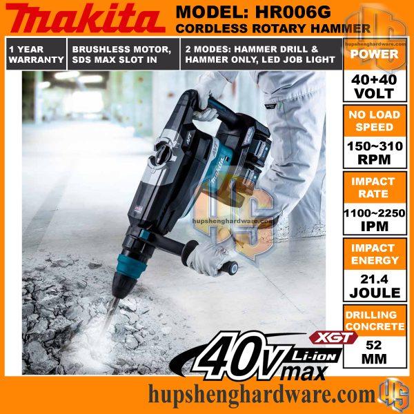 Makita HR006GZ-4aa