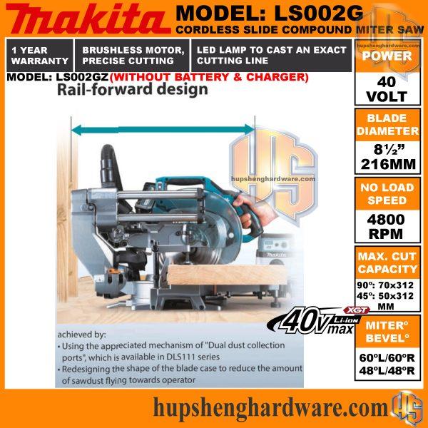 Makita LS002GZ-2aa
