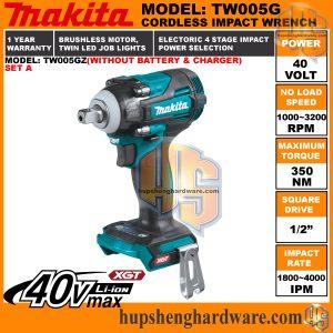 Makita TW005GZ-1aa