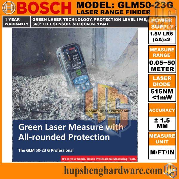 Bosch GLM50-23G-4aa
