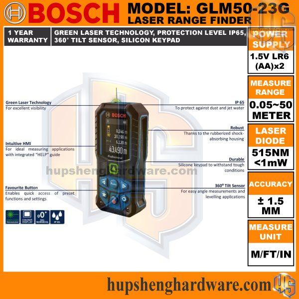 Bosch GLM50-23G-5aa