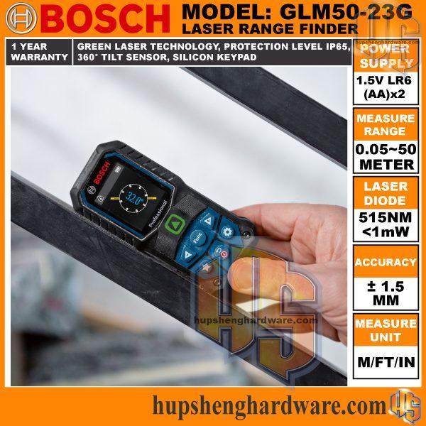 Bosch GLM50-23G-7aa