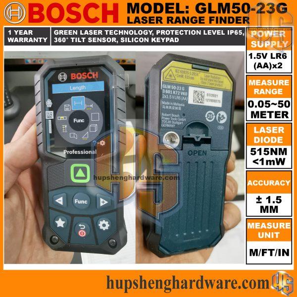 Bosch GLM50-23G-8aa